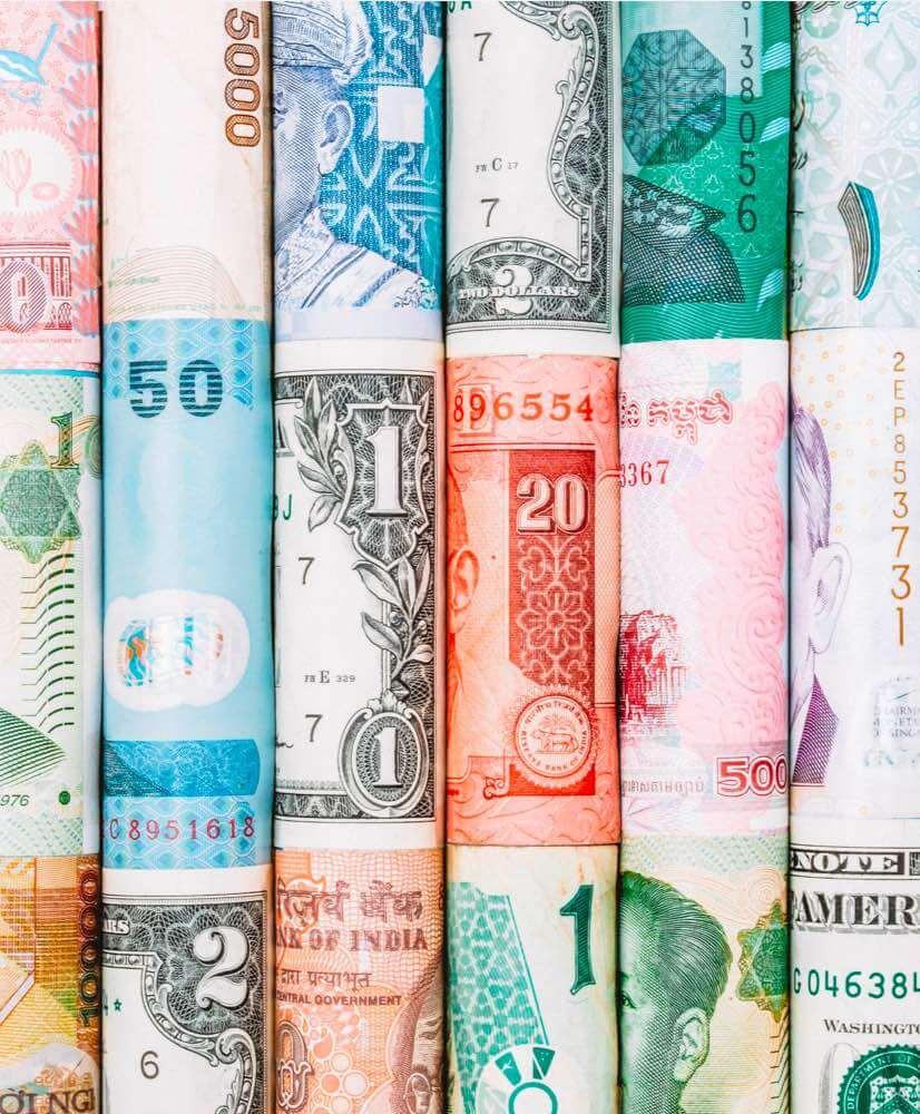 Currency exchange - Swedbank