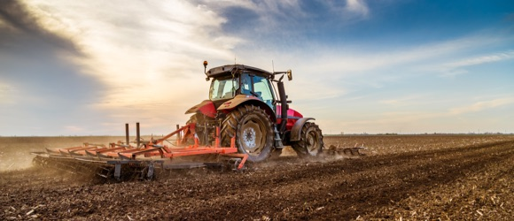 For farmers - finance for machinery and running the farm