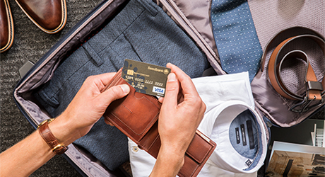 Business Gold Credit Card – a valuable gain for business trips!